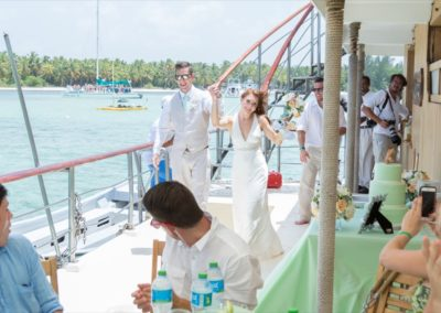 Weddingreceptioncruise